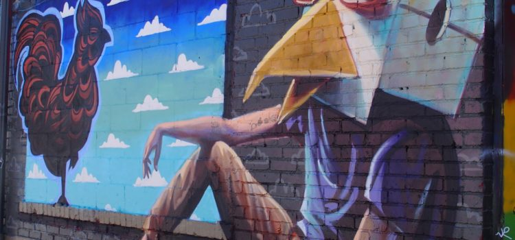 CRUSH 2017- Denver's Outdoor Gallery of Graffiti, Street Art and Breweries